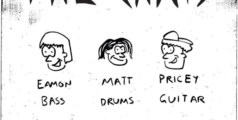 The Chats – 'High Risk Behaviour' (Bargain Bin Records / Cooking Vinyl Australia)