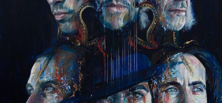 Lusitanian Ghosts – 'Lusitanian Ghosts' (Lusitanian Music Publishing)