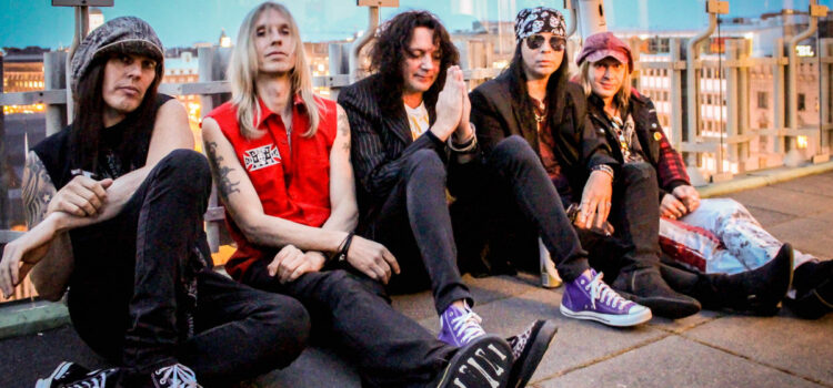 PLASTIC TEARS RELEASES NEW VIDEO ahead of 'Anthems For Misfits' album