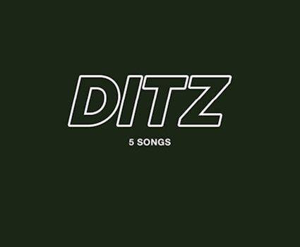 Ditz – 'Five Songs' (Alcopop! Records)