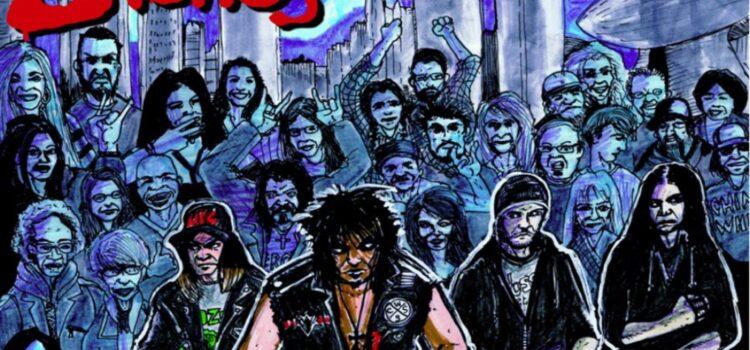 The Erotics – 'Lets Kill Rock N Roll' (Self Release)