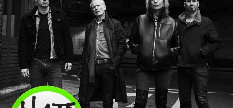 Pretenders – 'Hate For Sale' (BMG)