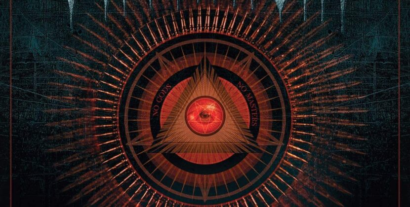 Onslaught – 'Generation Antichrist' (AFM Records)
