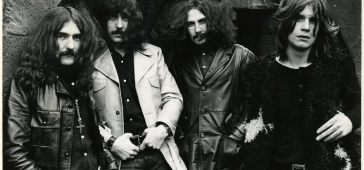 Black Sabbath – Vinyl Deluxe Edition of their iconic album 'Paranoid'