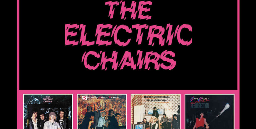 Wayne County And The Electric Chairs – 'The Safari Years' (Captain Oi / Cherry Red Records)