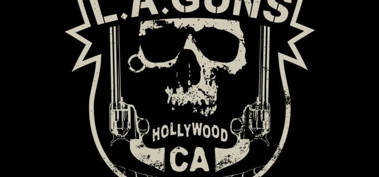 L.A. Guns* – 'Renegades' (Golden Robot Records)