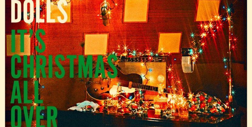 "GOO GOO DOLLS DEBUT ORIGINAL NEW HOLIDAY SINGLE ""THIS IS CHRISTMAS"""