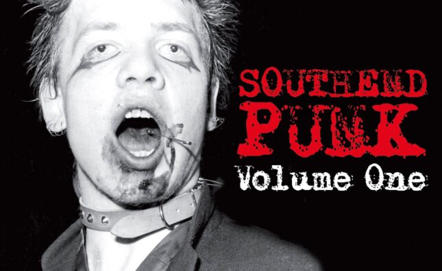 Various Artists – 'Southend Punk Volume One' (Angels In Exile)