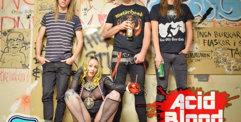 Acid Blood gets US Release on Dead Beat Records