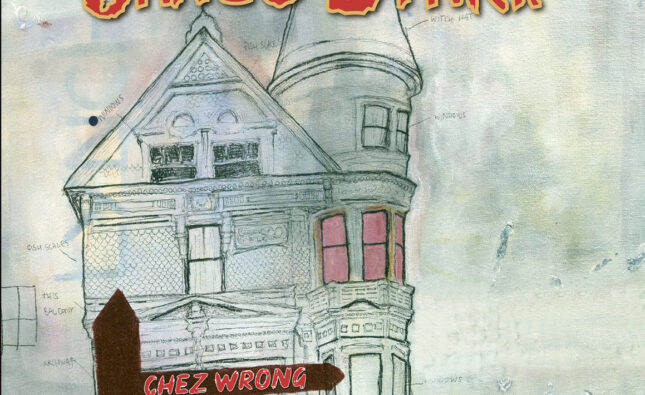 Janus Stark – 'Rewind To A' & 'Chez Wrong' (Time & Matter Records)