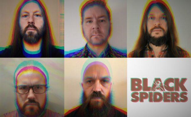 Black Spiders – 'Death Comes Creepin'