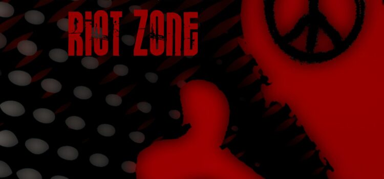Plastic Tears – 'Riot Zone' Video