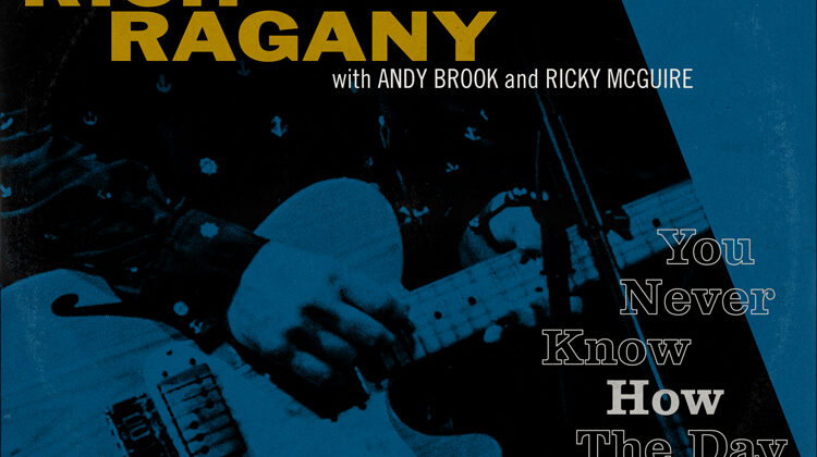 Rich Ragany – 'You Never Know How The Day Will End' A song for Cush