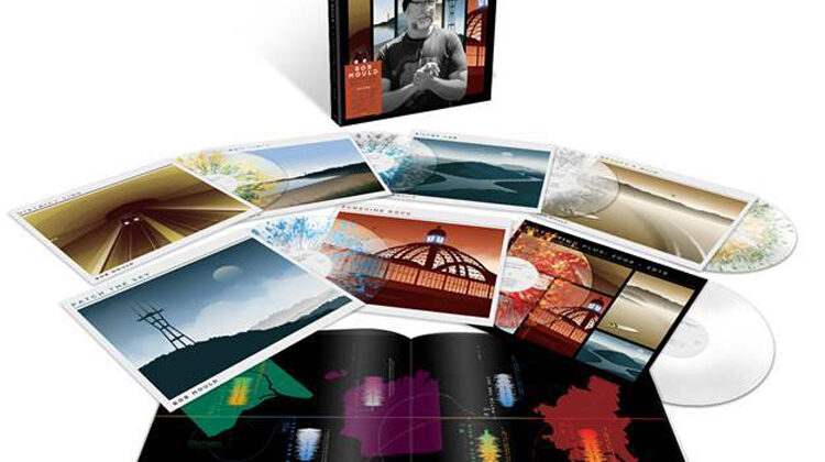 Bob Mould's career-covering Distortion boxset gets 3rd installment