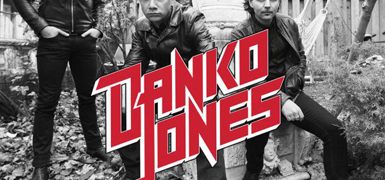 DANKO JONES 25th Anniversary Livestream shows