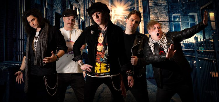 Razorbats are back & they're Mainlining Rock and Roll