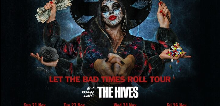 The Hives to support Offspring on UK Tour