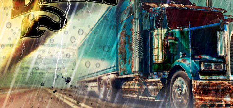 Trucker Diablo – 'Tail End of a Hurricane' (Self Release)