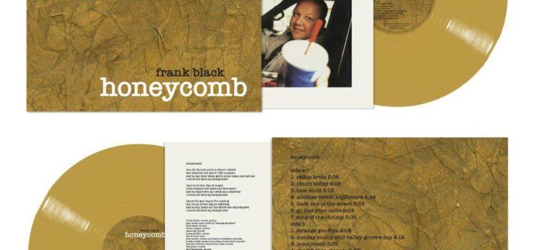 Frank Black – 'Frank Black Francis', 'Honeycomb', Fast Man Raider Man' (Demon Records)