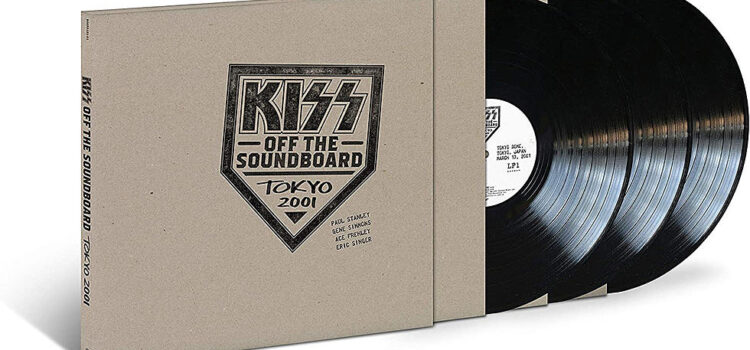 KISS – Off The Soundboard set for June release