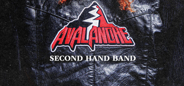 Avalanche – 'Second-hand Band'  (Golden Robot Records/Sliptrick Records)