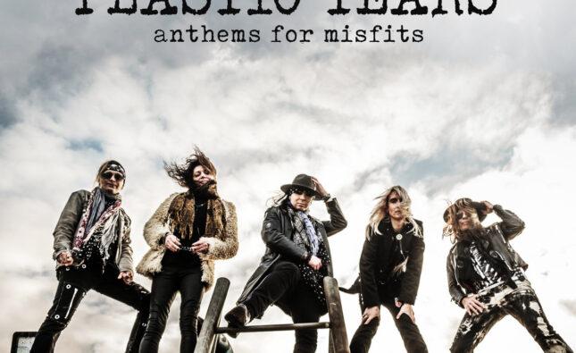 Plastic Tears – 'Anthems For Misfits' (Wormholedeath worldwide)