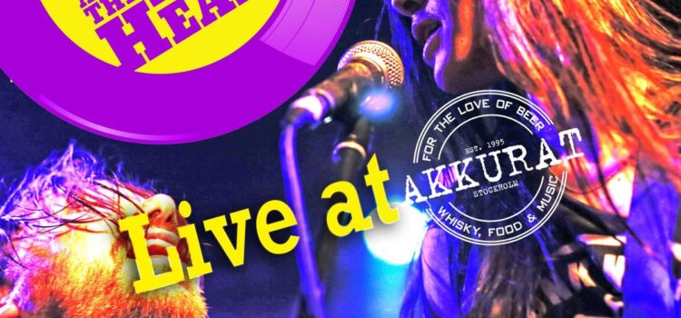 Duncan Reid & The Big Heads – 'Live At Akkurat' (For The Love Of Beer, Whiskey, Food & Music) (Self Release)