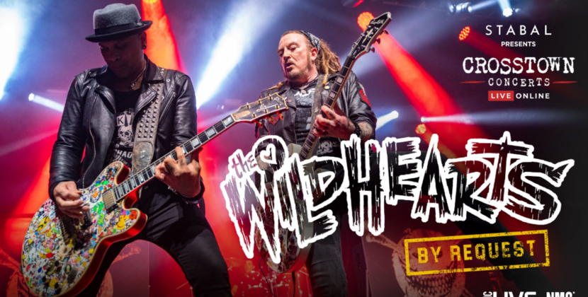 The Wildhearts – Live 'By Request' – 17th April 2021