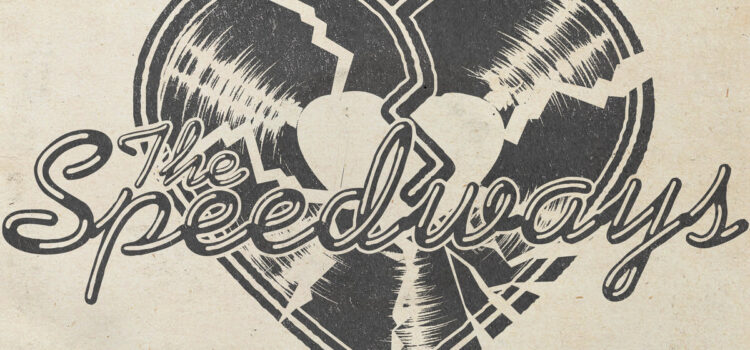 The Speedways -'Borrowed And Blue' EP (Snap Records/Hurrah Musica, Bandcamp)