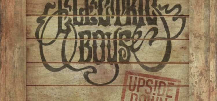 Electric Boys – 'Upside Down'  (Mighty Music / SPV)