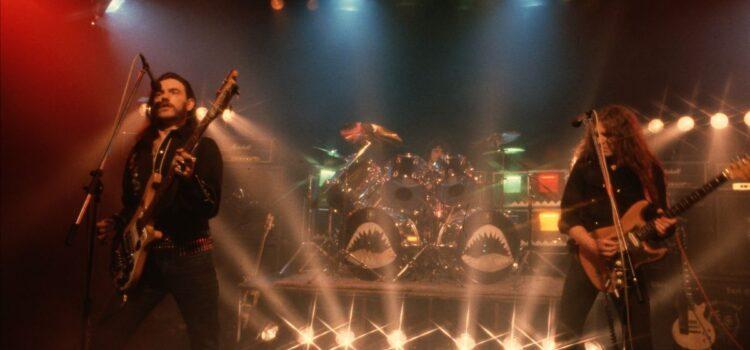 Motörhead – 'No Sleep 'Til Hammersmith' Deluxe anniversary editions