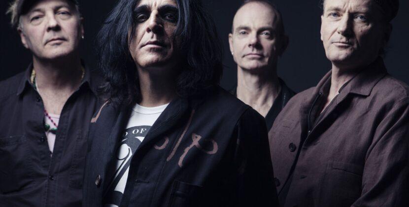 Killing Joke announce  Honour The Fire  UK Tour 2022