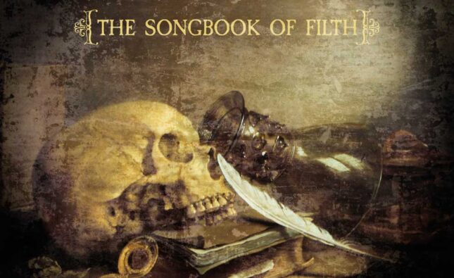 Warfare – 'Songbook of Filth' (HNE Recordings/Cherry Red Records)