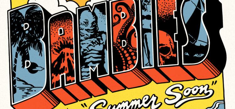 Bambies – 'Summer Soon' (Spaghetty Town Records / Wanda Records)