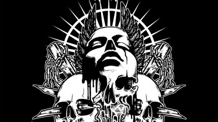 Grippers – 'Black Tears' (Potencial Hardcore)