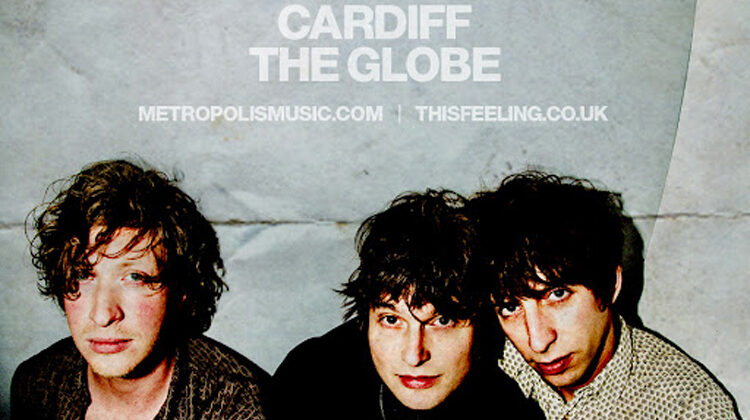 Trampolene – The Globe, Cardiff 19.08.21