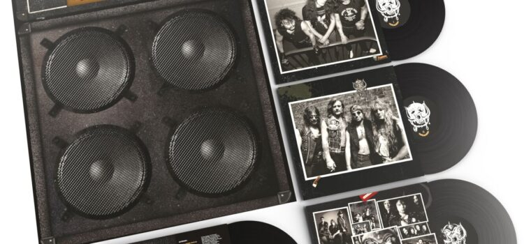 Motörhead – 'EVERYTHING LOUDER FOREVER'  THE DEFINITIVE COLLECTION & Video