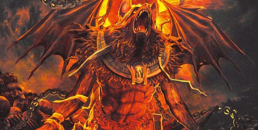 Manimal – 'Armageddon' (AFM Records)