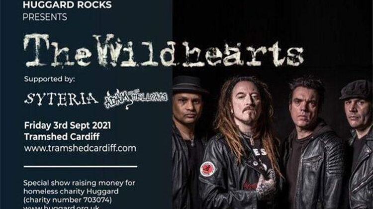 The Wildhearts – Cardiff Tramshed – 03.09.21