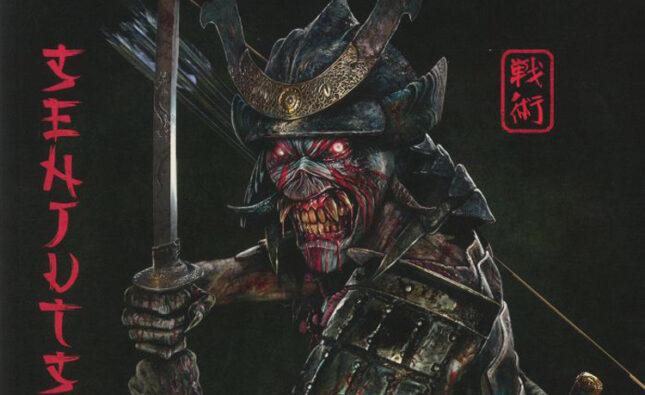 Iron Maiden – 'Senjutsu' (PLG UK Frontline)