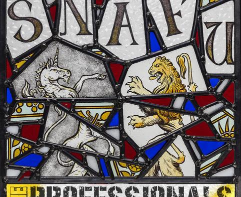 The Professionals – 'SNAFU' (JTP Records)