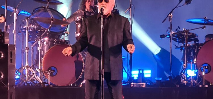 Roger Taylor – St David's Hall, Cardiff – 6th October 2021